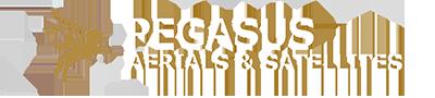 Pegasus Aerials & Satellites Logo